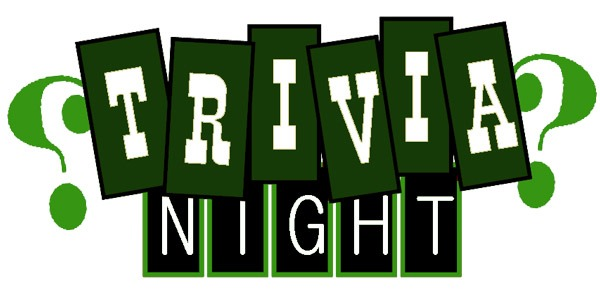 """Back By Popular Demand: """"Trivia nights are BACK"""""""
