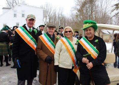 2017 St Pat's Ramble Grand Marshals