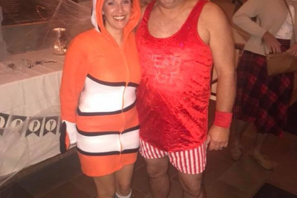 2017 Boos & Booze Halloween Party to support The St. Pat's Ramble!