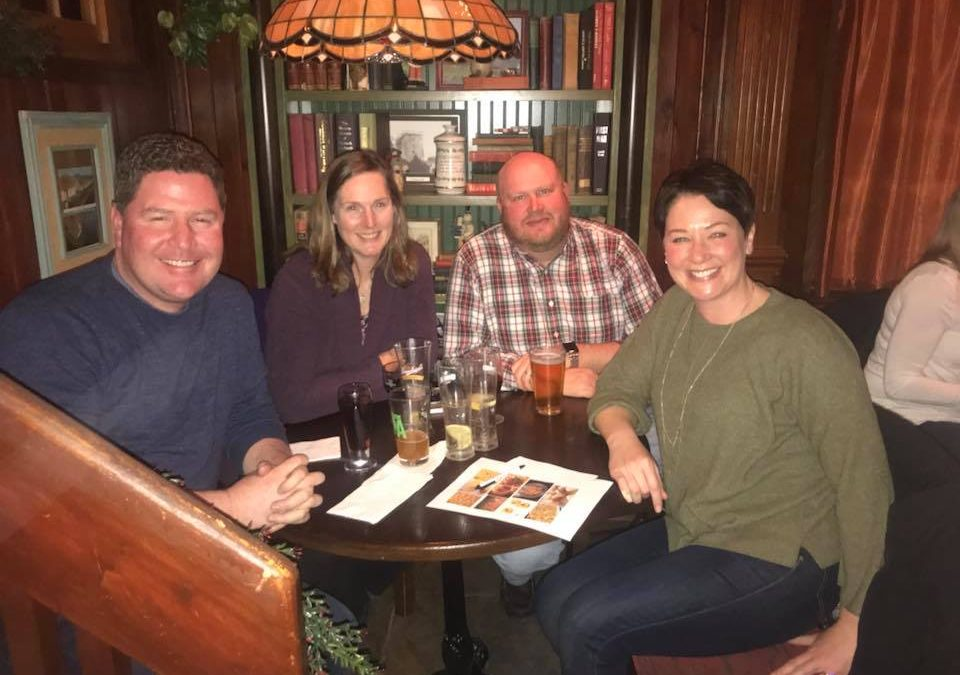 January 11, 2018 Trivia Night