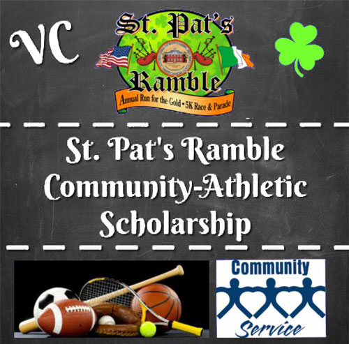 St. Pat's Ramble Community-Athletic Scholarship Fund