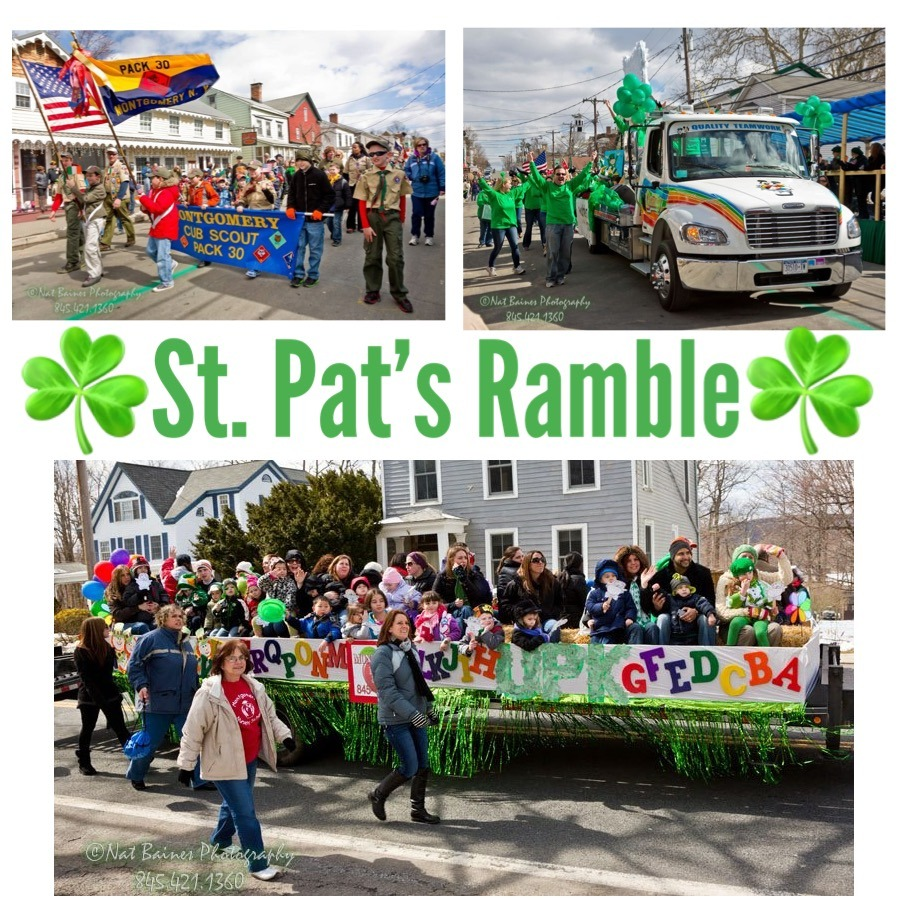 Parade Information | Village of Montgomery St  Pat's Ramble