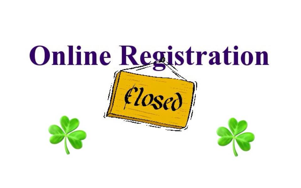 Online registration for The Run For the Gold 5k is now CLOSED.
