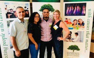 St. Pat's Ramble Scholarship recipient celebrated
