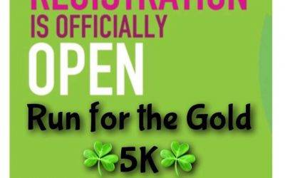 2019 Run For The Gold 5K Race Registration