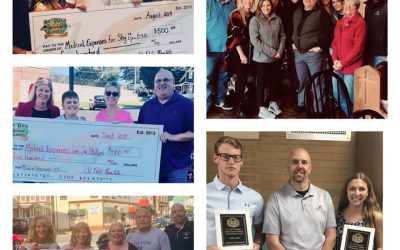 The Village of Montgomery St. Pats Ramble has had a BUSY 2019!